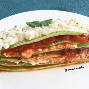 lasanha vegan